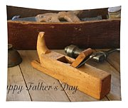 Fathers Day Tools Tapestry