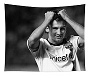Messi Tapestry