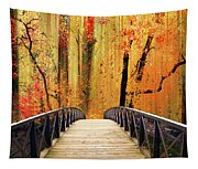 Forest Fantasia Tapestry