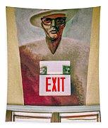 Fellini's Exit - Nola Tapestry