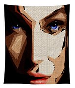 Female Expressions Lvi Tapestry