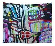 Femme-fatale-1 Tapestry