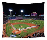 Fenway Park World Series 2013 Tapestry