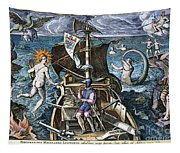 Ferdinand Magellan Tapestry
