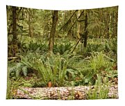Fern Forest Tapestry