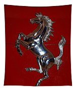Ferrari Stallion Tapestry