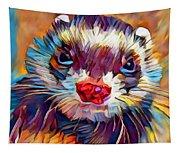 Ferret Tapestry