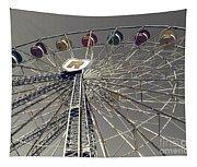 Ferris Wheel 5 Tapestry