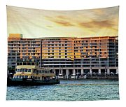 Ferry And The Toaster Tapestry