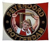Feyenoord Rotterdam Painting Tapestry