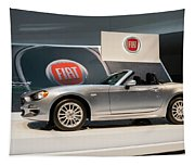 Fiat 124 Spider Tapestry