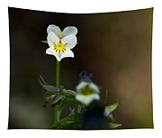 Field Pansy Tapestry