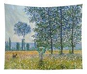 Fields In Spring, 1887 Tapestry