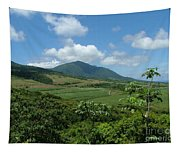 St. Kitts Fields Of Cane Tapestry
