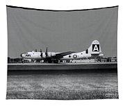 Fifi B-29 Tapestry