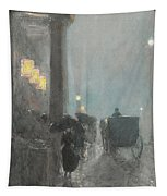 Fifth Avenue, Evening Tapestry