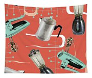 Fifties Kitchen Iv Tapestry
