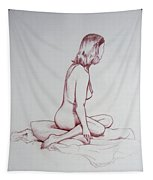 Figure Study Tapestry