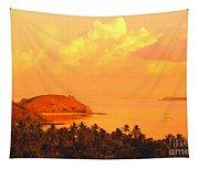 Fiji Mana Island Tapestry