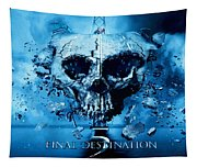 Final Destination-an American Horror Franchise  Tapestry