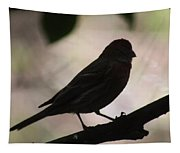 Finch Shadow 042814e Tapestry