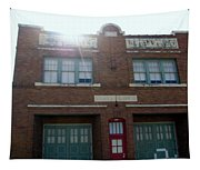 Fire House Tapestry