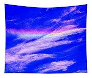 Fire Rainbow Tapestry
