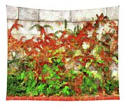 Fire Thorn - Pyracantha Tapestry