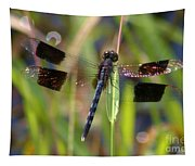 Fire Wing Dragon Tapestry
