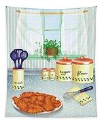 Fried Chicken Tapestry