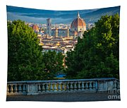 Firenze Vista Tapestry