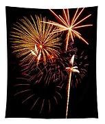 Fireworks 1 Tapestry