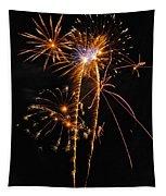 Fireworks 2 Tapestry