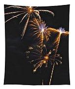 Fireworks 3 Tapestry