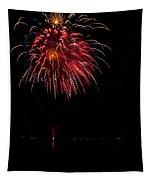 Fireworks II Tapestry