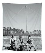 First African American United States Marines 1942 Tapestry