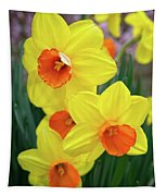 First Arrivals Of Spring Tapestry