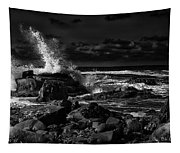 First Light - Kennebunkport Maine Tapestry