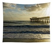 First Sunrise Glory Tapestry