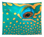 Fish Eye Tapestry