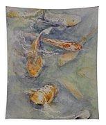 Fish Pond Tapestry