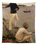 Fisher Boys Falmouth Tapestry