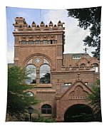 Fisher Fine Arts Library Historical Place Tapestry