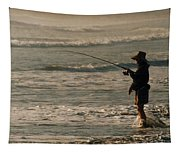 Fisherman Tapestry