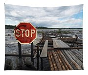 Fishermans Dock Tapestry