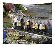 Fishermen's Supplies Tapestry