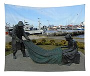 Fishing Tapestry