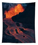 Fissure 8 Tapestry