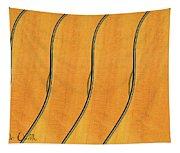 Five Fender Guitars Tapestry