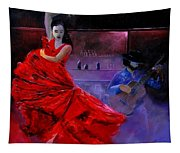 Flamenco 88 Tapestry